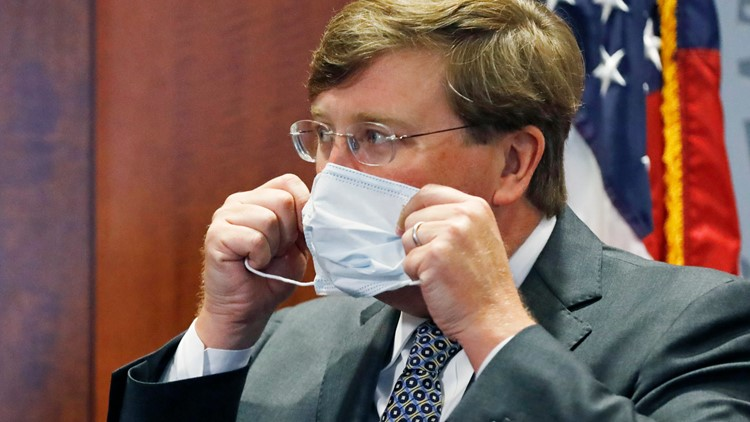 Mississippi Governor Tate Reeves
