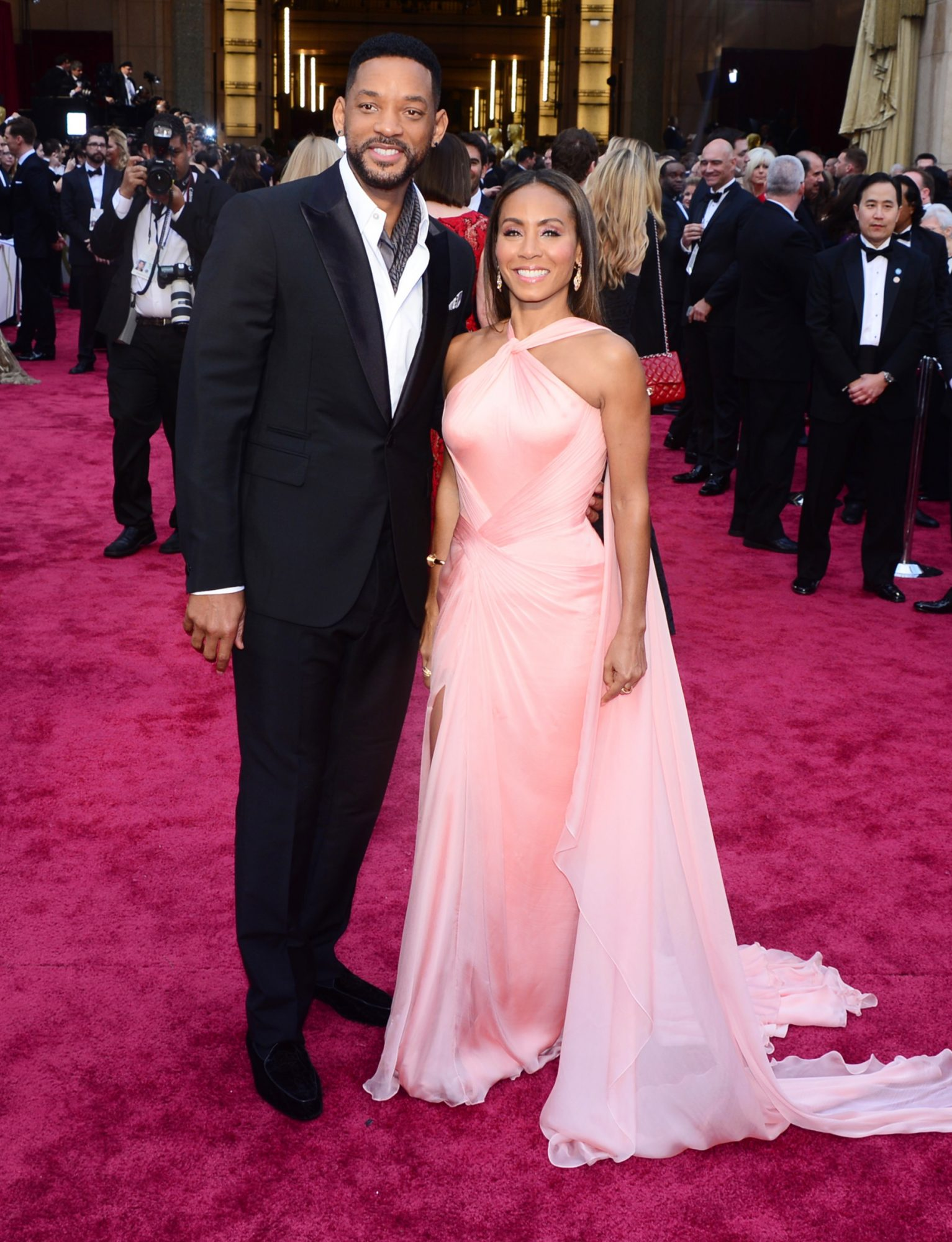 Will Smith and Jada Pinkett