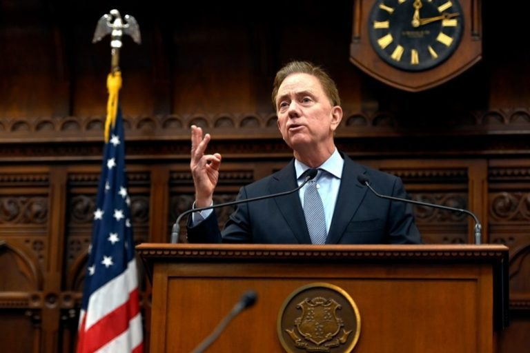 Governor Ned Lamont: Connecticut A National Leader In Childhood Vaccination