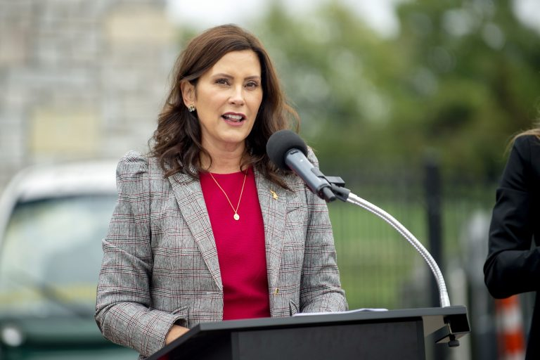 Michigan Governor Gretchen Whitmer $11.4 Million Investment To Tackle Water Problem In Benton Harbor