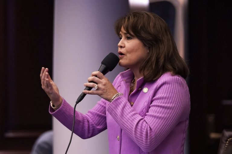 State Senator Annette Taddeo Announces Her Campaign To Become The First Latina Governor Of Florida