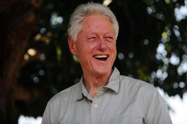 Bill Clinton Finally Discharged After Being Hospitalized For Urological Infection