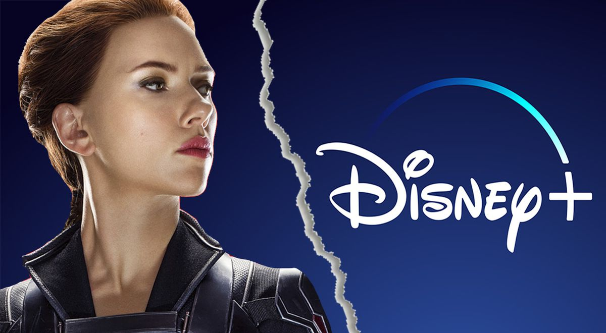 Scarlett Johansson dispute with Disney