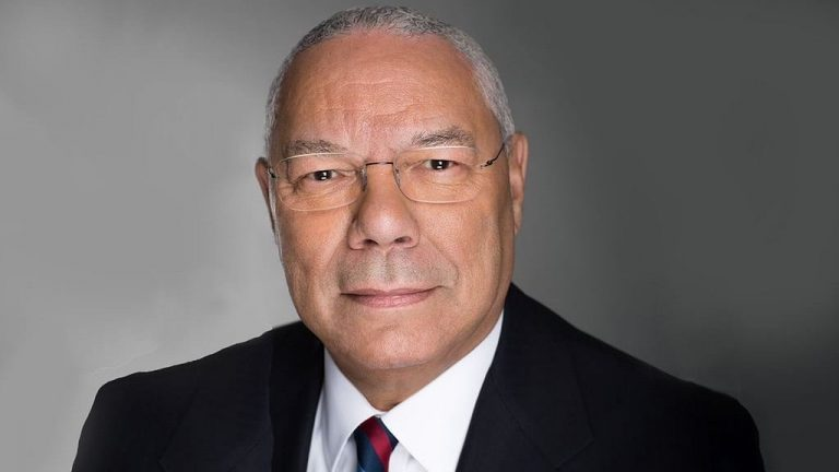 New York Governor Kathy Hochul Orders Lowering Of Flag To Half-Staff To Honor General Colin Powell